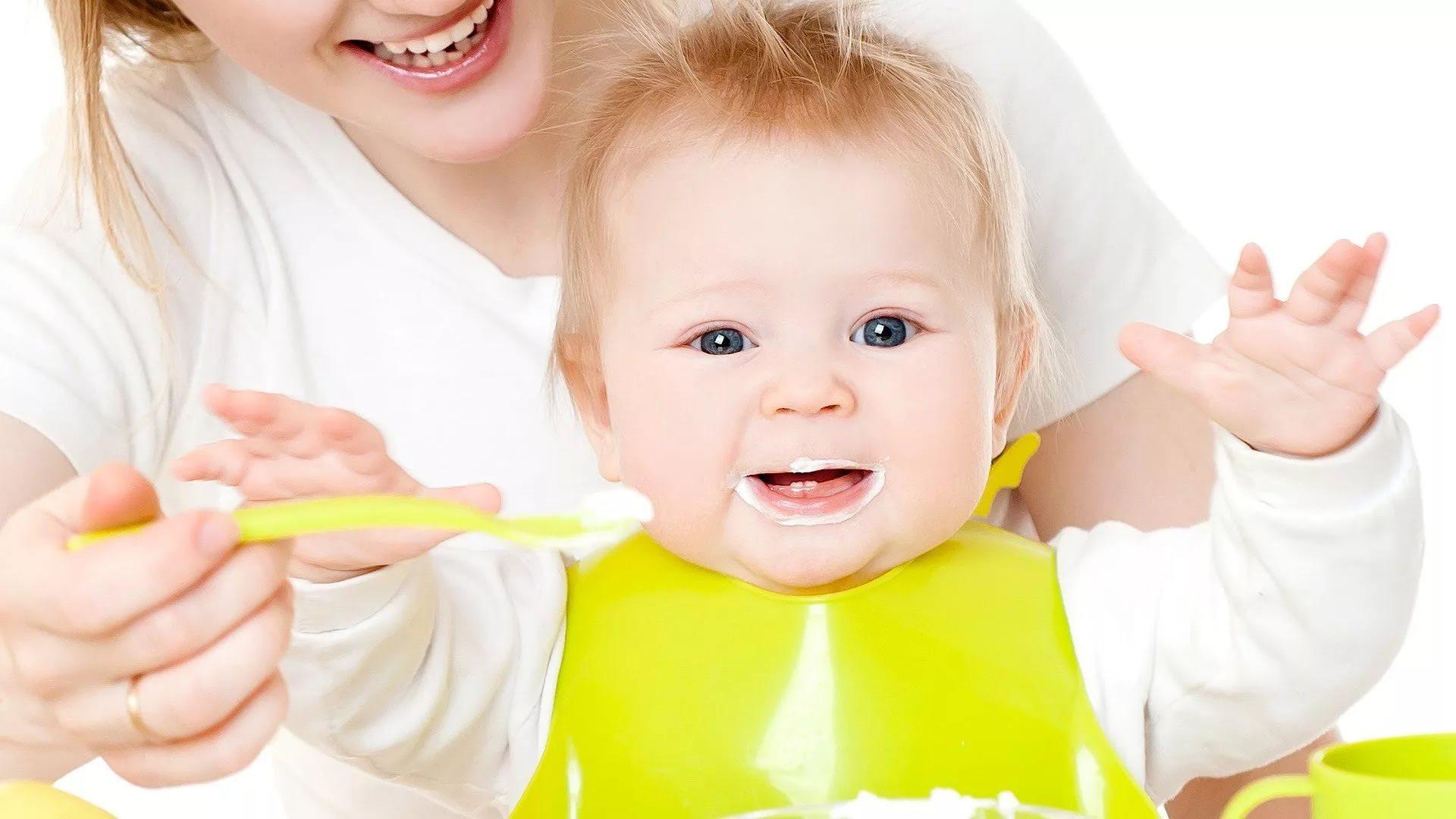 Ввод прикорма ребенку. Педагогический прикорм