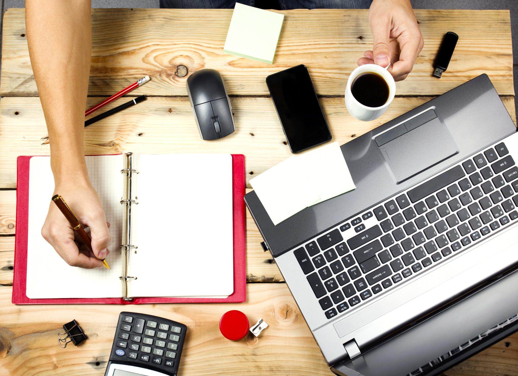 начать работать на себя и открыть небольшой бизнес