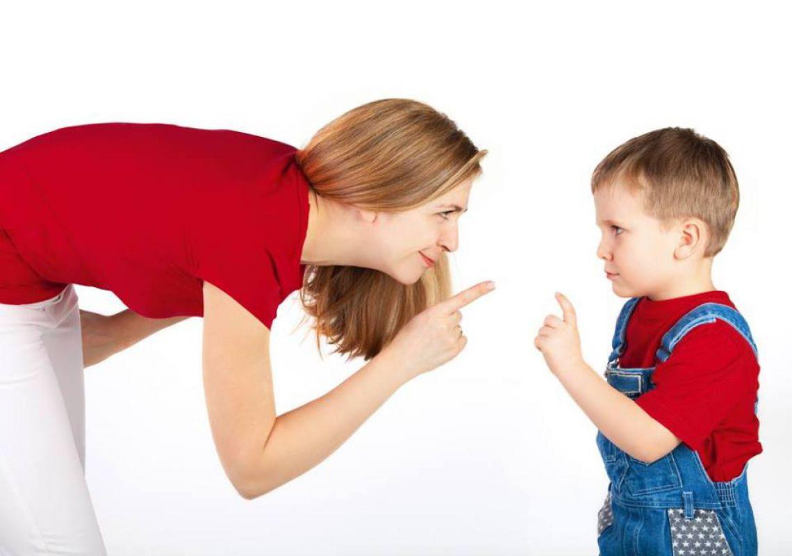 Детская дисциплина и наказание