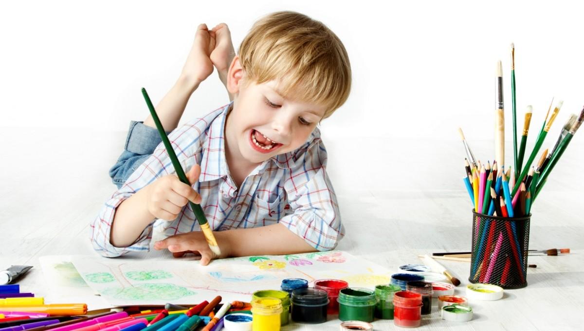 Учимся рисовать! Уроки рисования для детей