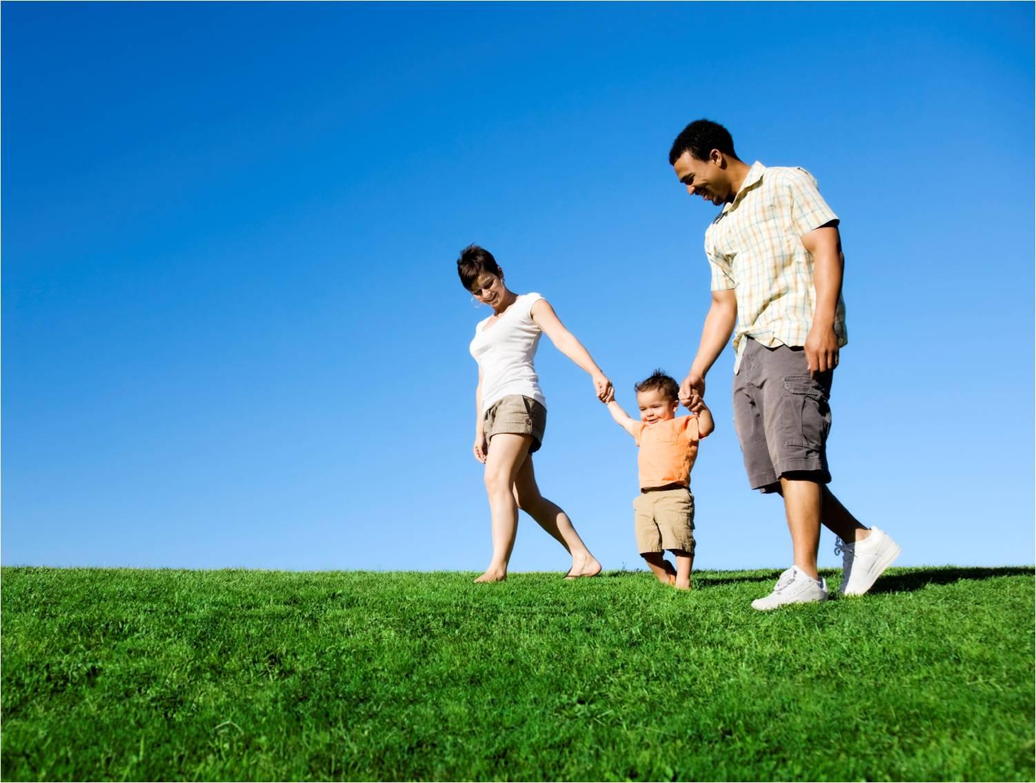 Моя семья – вот мои вдохновители! Всё самое интересное в жизни начинается с детей!